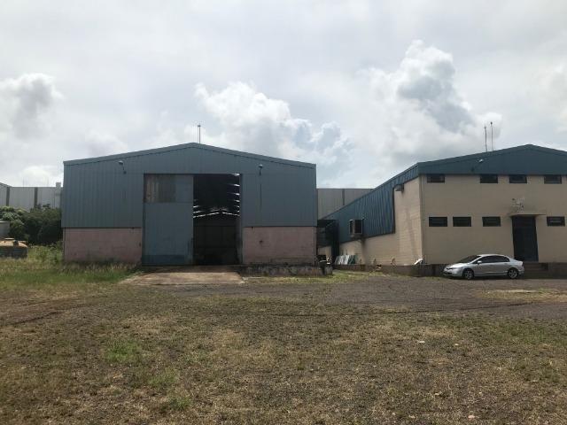 Barracões no Distrito Industrial - Foto 2