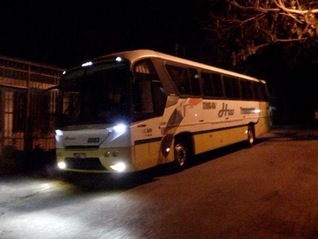 Ônibus Rodoviário motor dianteiro Comil campione - Foto 2