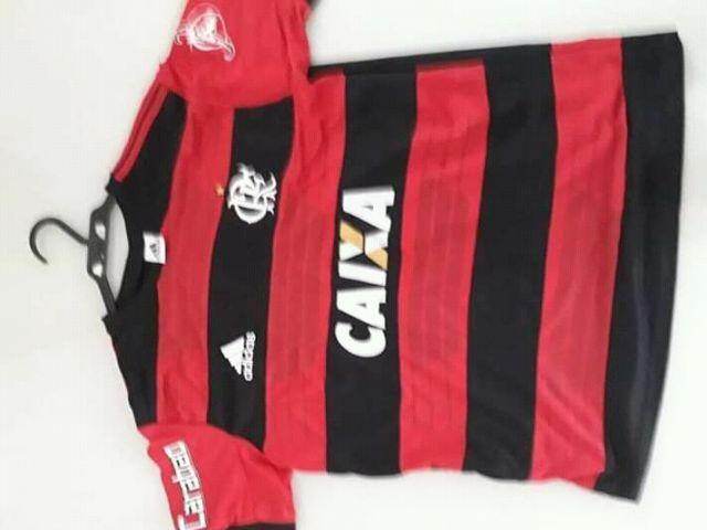 bb7404501b Camisa 1 do Flamengo Adidas 2018 2019 - Roupas e calçados - Lauro de ...