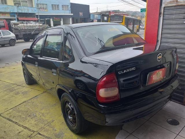 Gm - Chevrolet Corsa sedan entrada no cartão ficha pelo whatsap - Foto 7