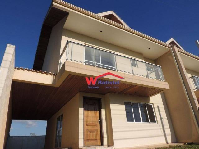 Sobrado com 3 dormitórios à venda, 177 m² - avenida joana d arc nº 206 -tanguá - almirante - Foto 3