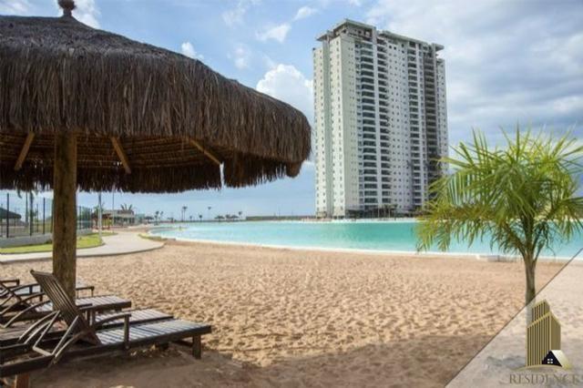 Brasil Beach Resort - 88 mts² 02 Quartos / 2 Vaga de garagem - Foto 2