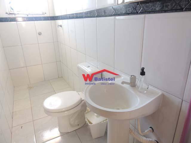 Casa com 3 dormitórios à venda, 53 m² - rua jacarezinho nº 573jardim guilhermina - colombo - Foto 16
