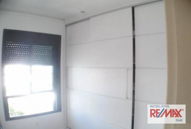 Cobertura 3 dormitórios,2 suítes,churrasqueira,home theater ,rua passo da patria - Foto 19