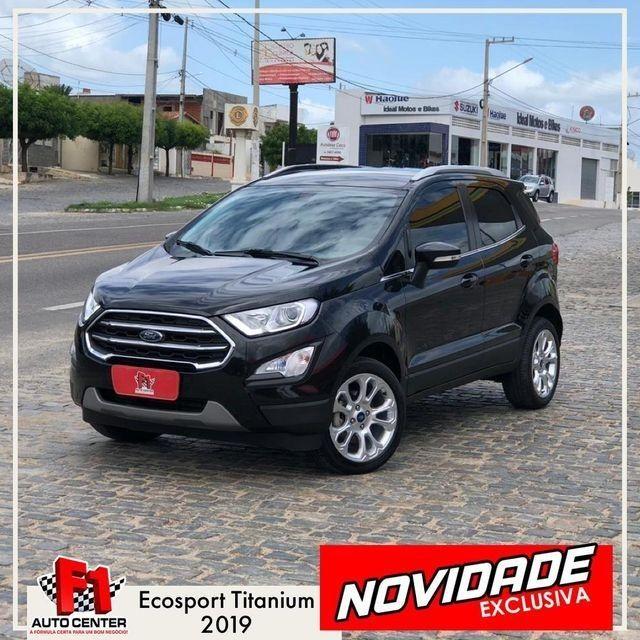 Ecosport Titanium 2.0 | O Mais Novo do Mercado | F1 Auto Center - Caicó-RN
