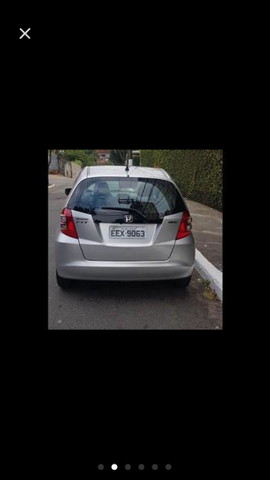 Honda Fit Automatico Top de Linha - Foto 6