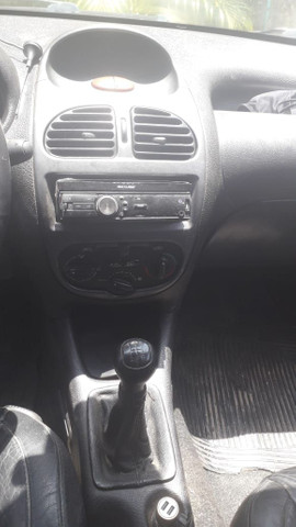 Peugeot 206 1.6 completo V/T - Foto 4