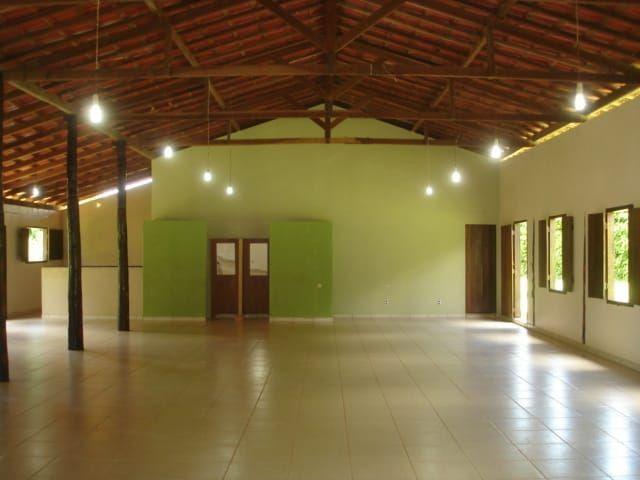 Aluguel de Chácara para retiros de Igrejas e Eventos de Família em Brasília e Luziânia   - Foto 6