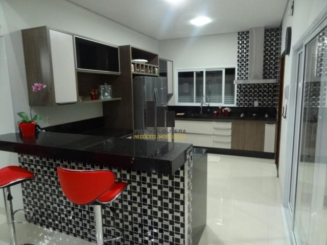 Casa 3 dormitórios para Venda em São José do Rio Preto, Loteamento Recanto do Lago, 3 dorm - Foto 8
