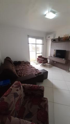 Apartamento para alugar 03 dormitórios em Santa Maria Semi-mobiliado com Sacada com churra - Foto 9