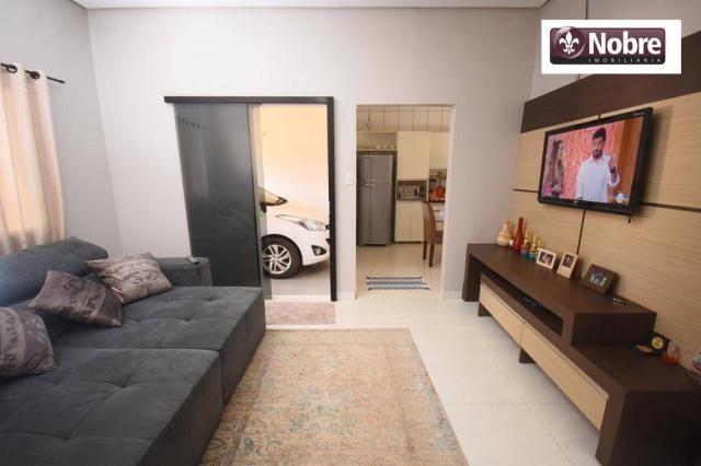 Casa com 3 dormitórios sendo 1 suíte à venda, 100 m² por R$ 240.000 - Plano Diretor Norte  - Foto 2