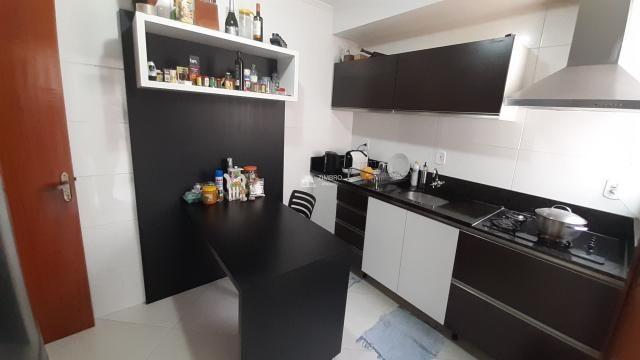 Apartamento para alugar 03 dormitórios em Santa Maria Semi-mobiliado com Sacada com churra - Foto 6