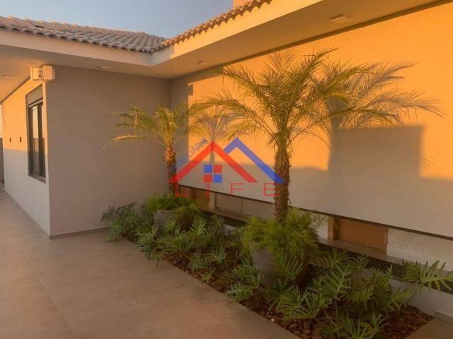 Casa à venda com 3 dormitórios em Jardim shangri-la, Bauru cod:3599 - Foto 17