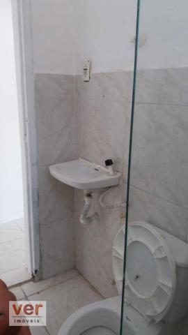 Apartamento com 1 dormitório para alugar, 50 m² por R$ 450,00/mês - Benfica - Fortaleza/CE - Foto 11