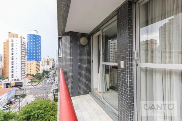 Apartamento com 3 dormitórios à venda, 164 m² por R$ 750.000,00 - Água Verde - Curitiba/PR - Foto 7