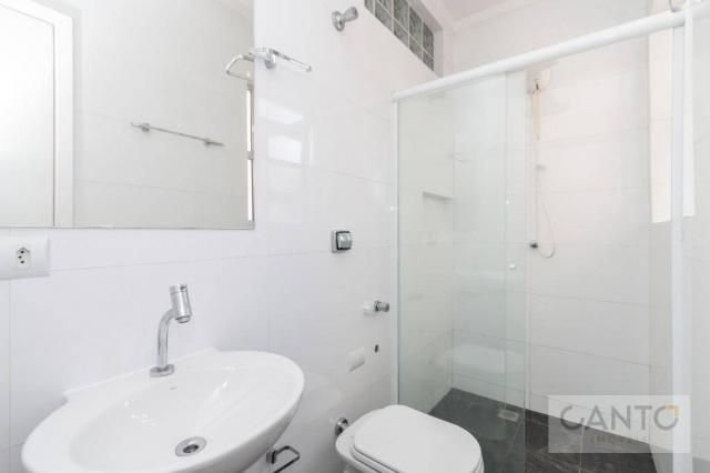 Apartamento com 3 dormitórios para alugar no Batel - condomínio com valor baixo, 96 m² por - Foto 20