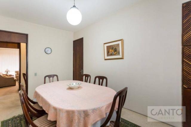 Apartamento com 4 dormitórios (1 suíte) à venda no Alto da XV, 289 m² por R$ 779.000 - Cur - Foto 14