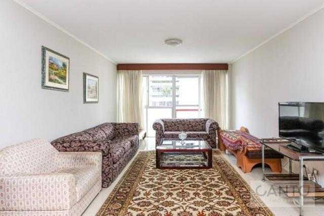 Apartamento com 3 dormitórios à venda, 164 m² por R$ 750.000,00 - Água Verde - Curitiba/PR - Foto 3