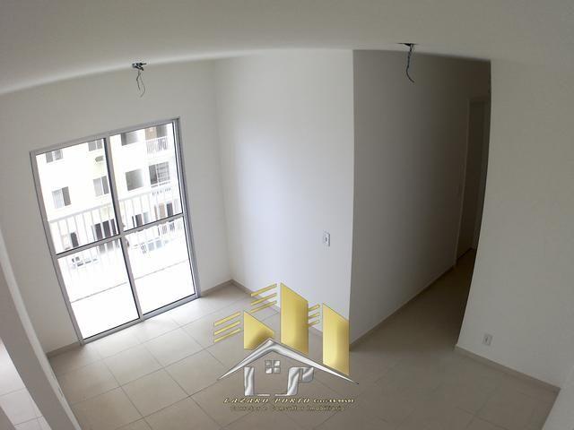 Laz- Alugo apartamento condomínio Enseada Jacaraipe (01) - Foto 4