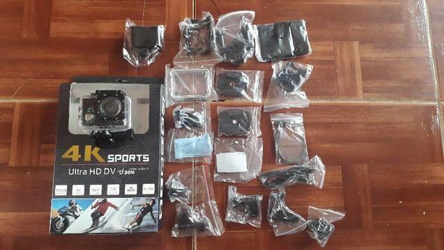 Camera filmadora para capacete - Foto 2