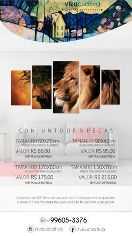 Quadros Decorativos a partir de R$15,00 - Foto 2