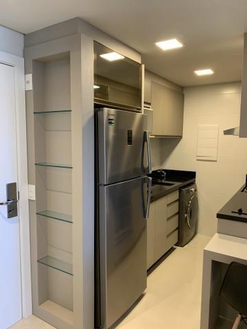 Apartamento Studio Totalmente Mobiliado no The Five East Batel - Direto com o Proprietário - Foto 14