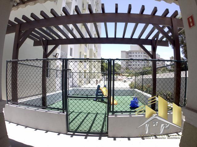 Laz- Alugo apartamento condomínio Enseada Jacaraipe (01) - Foto 17
