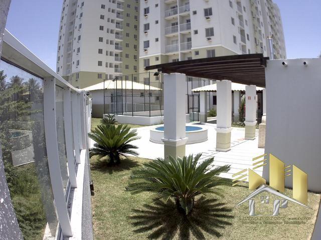 Laz- Alugo apartamento condomínio Enseada Jacaraipe (01) - Foto 18