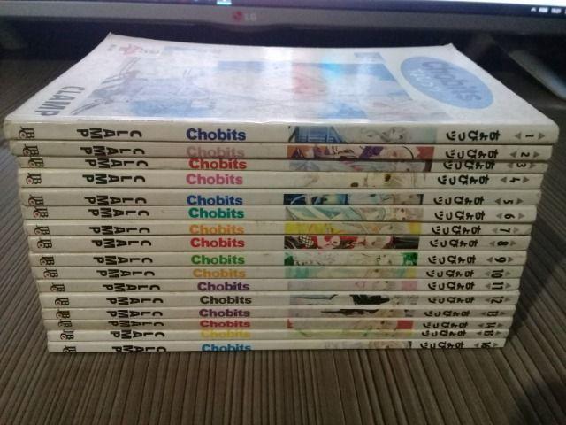 Mangá Chobits (Coleção completa) - Foto 2