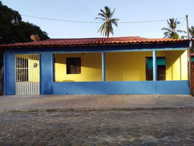 Casa de temporada em Santo Amaro-MA