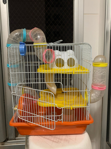 Gaiola para Hamster American Pet nova - Foto 2
