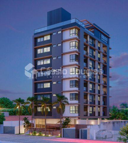 (Em construção) Apartamento 2 quartos no Bessa, com área de lazer e elevador - Foto 8