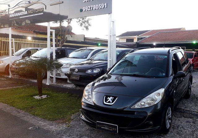 Peugeot 207sw xr sport oportunidade abaixo