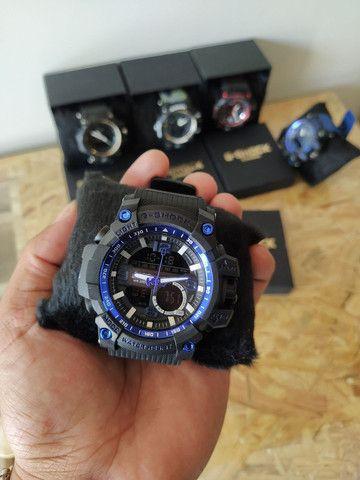 Relógio de Pulso Masculino modelo G-shock - Foto 2