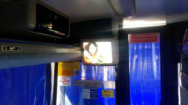 Micro Ônibus executivo Semi leito/Vendo ou Troco - Foto 5