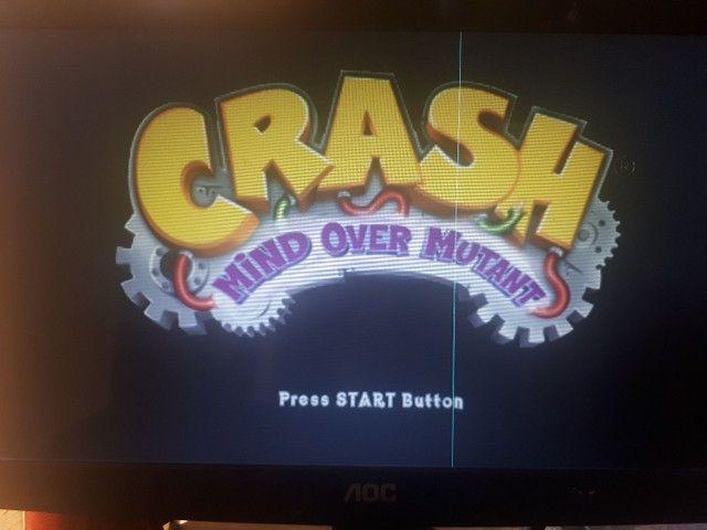 Crash mind over mutant PC midia digital - Foto 2