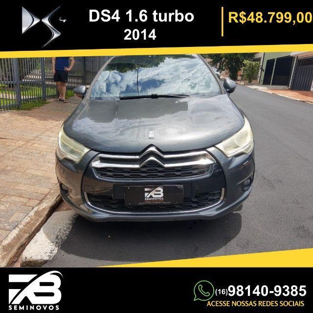 DS4 1.6 Turbo - 2014