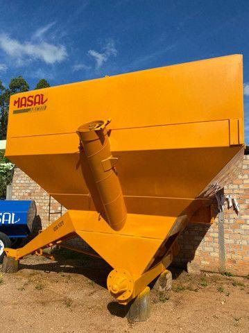 Graneleiro Masal - Prazo - Novo sem uso - 2018