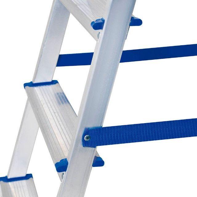Escada de Aluminio 5 Degraus - 005103 - Foto 5