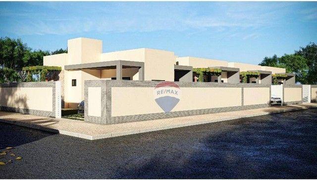 Casa com ótimo preço e acabamento de primeira linha - VILLAGE JACUMÃ - CONDE/PB - Foto 2