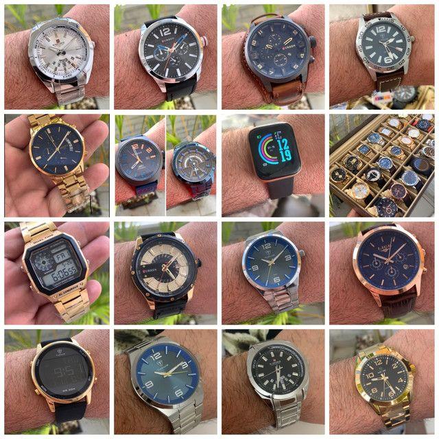 Todos os nossos relógios são a pronta entrega em São Luís. Pronta entrega em São Luís.