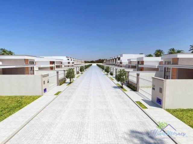 Casa à venda, 132 m² por R$ 469.000,00 - Tamatanduba - Eusébio/CE