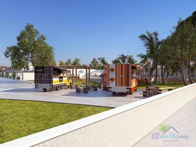 Casa à venda, 132 m² por R$ 469.000,00 - Tamatanduba - Eusébio/CE - Foto 7