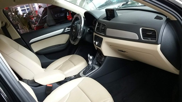 Audi Q3 1.4 Prestige Stronic (Flex) 2018 2019 Preto - Foto 12