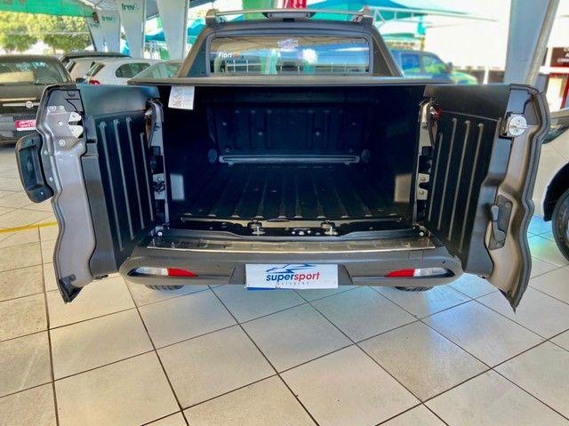 Fiat Toro volcano 2021 Diesel 4x4 !! ipva 21 pago !! - Foto 13