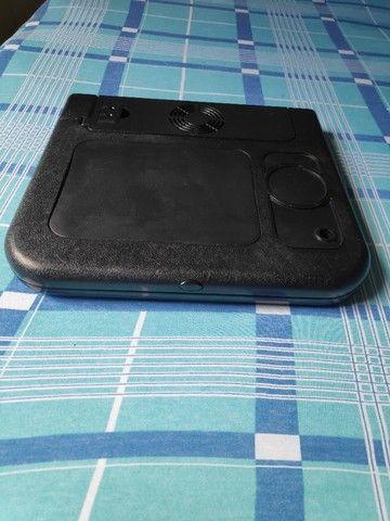 Mesa/suporte p/ notebook com 2 cooler, dobrável - Mesa Note - Foto 5