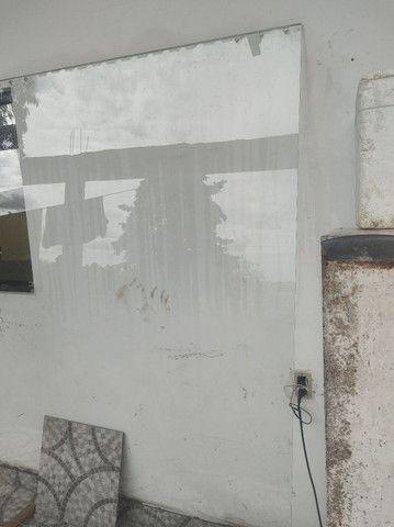 Porta de correr vidro de 10 mm promoção leia o anúncio - Foto 3