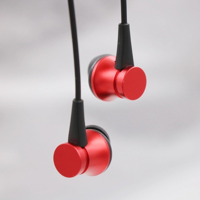 Fone de Ouvido Xiaomi com Microfone > Cor Disponivel: Preto / Vermelho - Foto 3