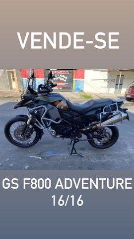 BMW gs f800 adventure 16/16 ACEITO PROPOSTA  - Foto 9