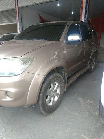 Toyota SW4 SRV 4x4 3.0 Turbo ( Diesel+Aut ) 2008 - Foto 6
